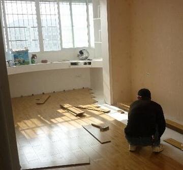 学装修 竣工 木地板施工有哪些技术要领?