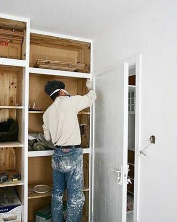 木材油漆施工工艺流程