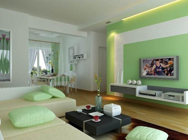 客厅装修颜色搭配方法三:紫色黄色搭配   紫色对于客厅装修来讲确实大胆一些,不过紫色装修的?#27809;?#26174;得很浪漫。紫色和黄色可以用在?#40644;穡?#20294;是黄色是一种装饰,而不应该作为主要颜色。在客厅装修颜色搭配技巧里面,使用紫色的同时一般也使用了白色,?#28909;?#22681;壁选择白色。选择紫色家具,就应该选择其他颜色的饰品,而黄色便是其中一种选择。   客厅装修颜色搭配方法四:绿色黄色搭配   象征生命力的绿色运用在空间中再合适不过,因为它不仅能让人放松,充满活力,还能让眼睛得到休息,如果觉得单调,可在深浅不同的绿色中加入暖黄色,可令